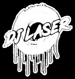 DJ Laser Logo